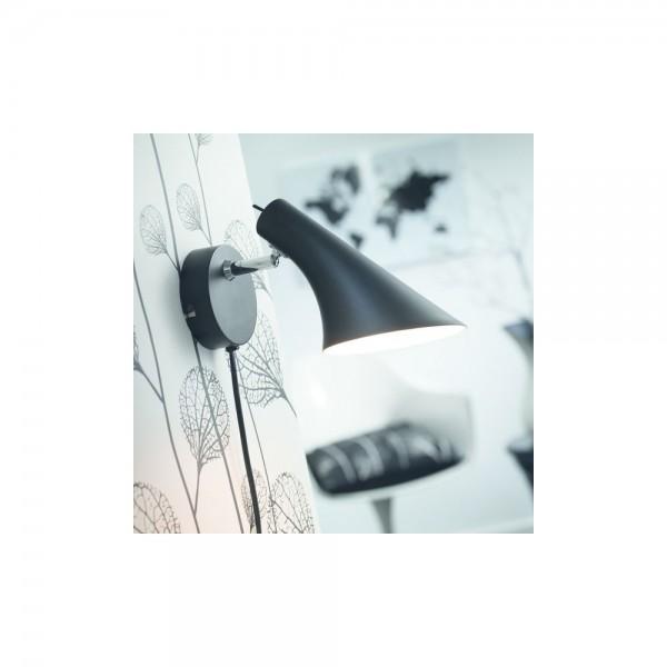 Nordlux Vanila 72711003 Black Wall Light