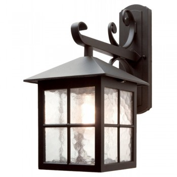 Elstead Lighting Winchester BL19 Black Wall Lantern