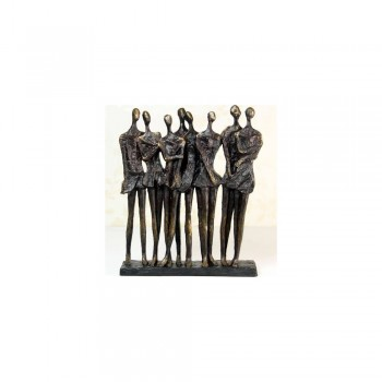 The Libra Company 337911 Group of Spectators Sculpture