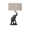 David Hunt TAN4222 Tantor Black Table Lamp Base Only
