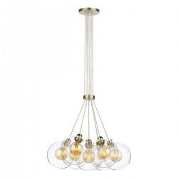 David Hunt APO3440 Apollo Pendant in Solid Brass