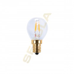 Segula 50204 LED Mini-Bulb Clear