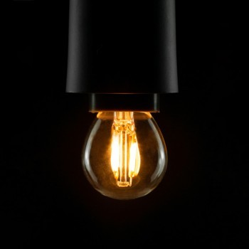 Segula 50204 LED Vintage Line 2.2W 2200K Dimmable E14 Clear LED Mini-Bulb