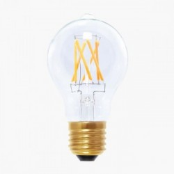 Segula 50278 Vintage Line 6W 2200K Dimmable E27 Clear LED Bulb