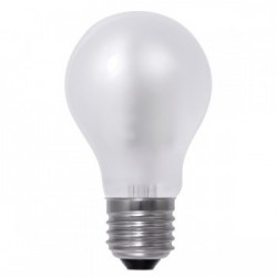 Segula 50335 Vintage Line 8W 2600K Dimmable E27 Frosted A19 LED Bulb