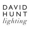 David Hunt HYD12 Hyde 12 Light Pendant In Polished Chrome With Powder Grey Metal Shades