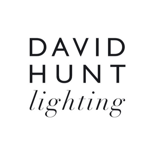 David Hunt HYD182 Hyde 18 Light Pendant Brass With Pebble Metal Shade