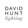 David Hunt HYD12 Hyde 12 Light Pendant Brass With Pebble Metal Shade