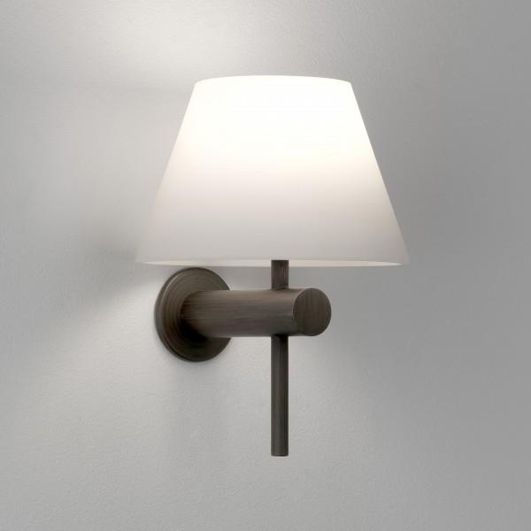Astro Roma Bronze Bathroom Wall Light