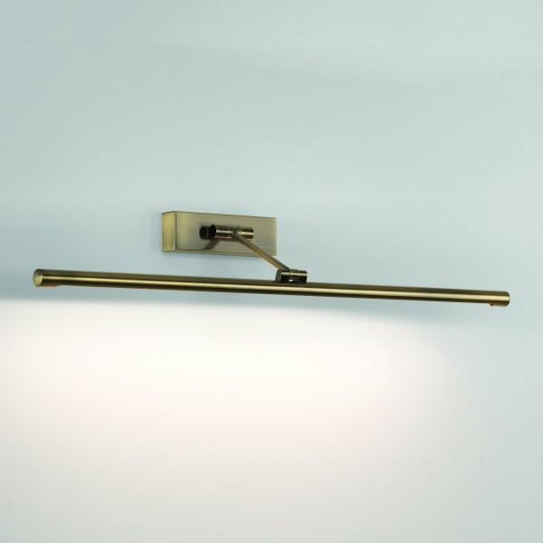 Astro Goya 760 Antique Brass LED Picture Light