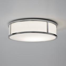 Astro Mashiko 300 Round Polished Chrome LED Ceiling Light