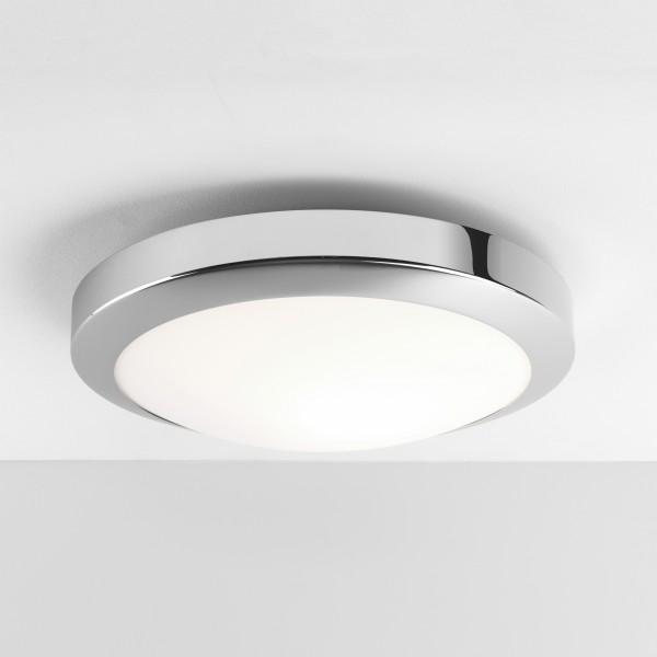 Astro Dakota 300 Polished Chrome LED Ceiling Light