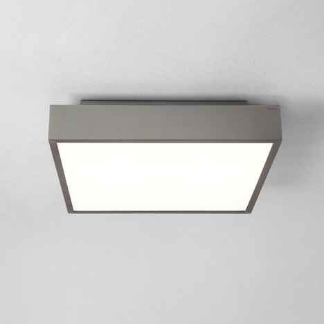 Astro Taketa 400 Matt Nickel LED Ceiling Light