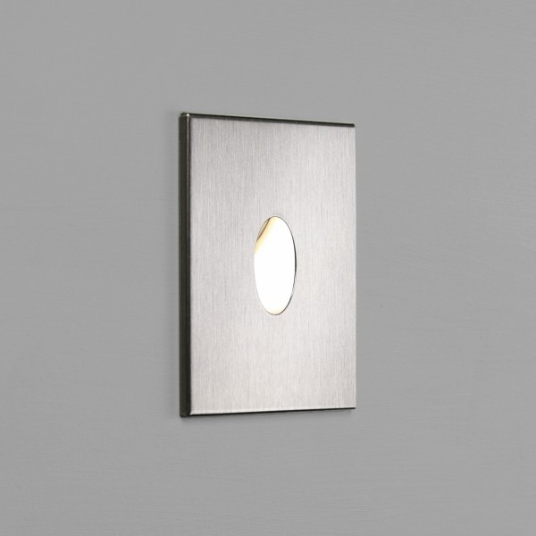 Astro Tango 2700K Brushed Stainless Steel Bathroom LED Wall Light