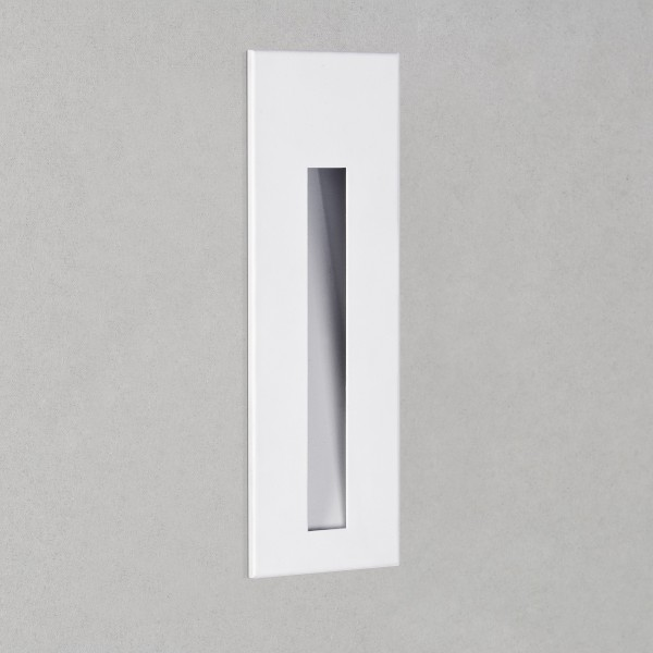 Astro Borgo 43 3000K White Bathroom LED Wall Light