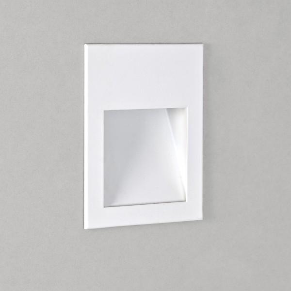 Astro Borgo 54 3000K White Bathroom LED Wall Light