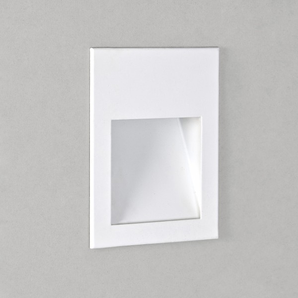 Astro Borgo 90 2700K White LED Wall Light