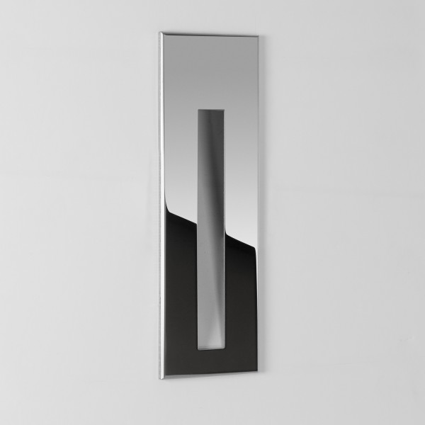 Astro Borgo 43 2700K Polished Stainless Steel Bathroom LED Wall Light