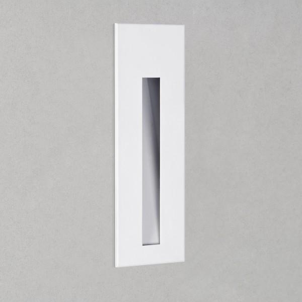 Astro Borgo 43 2700K White Bathroom LED Wall Light