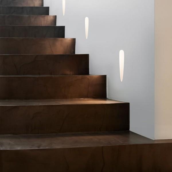 Astro Borgo Trimless 200 3000K LED Wall Light