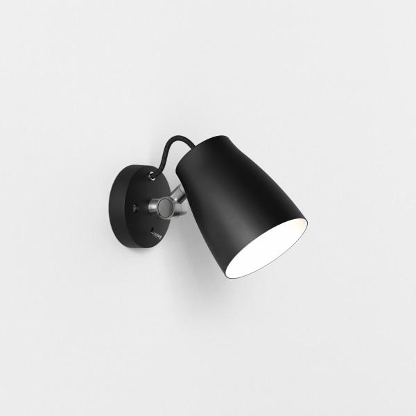 Astro Atelier Black Wall Light