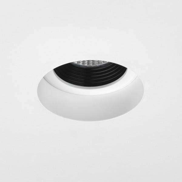 Astro Trimless Round White LED Downlight