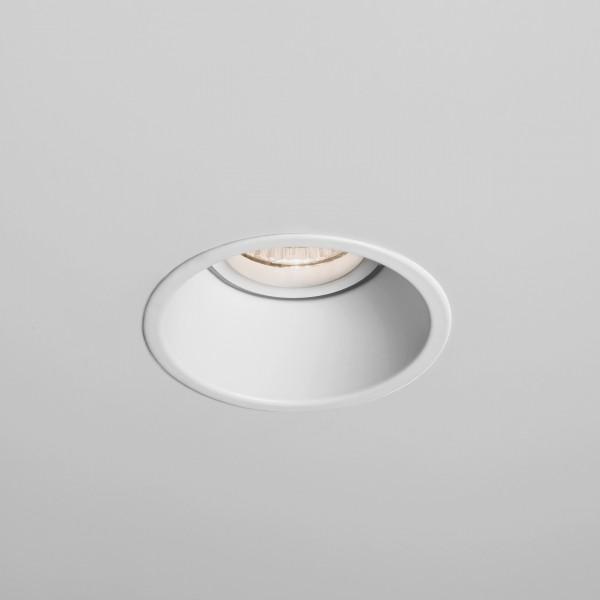 Astro Minima Round White LED Downlight