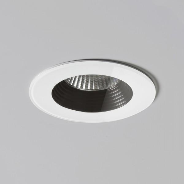 Astro Vetro Round White Bathroom LED Downlight