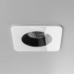 Astro Vetro Square White Bathroom LED Downlight
