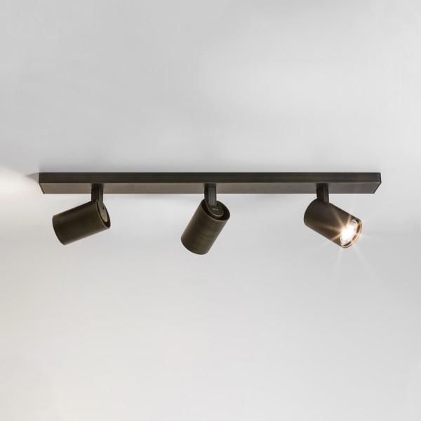 Astro Ascoli Triple Bar Bronze Spotlight