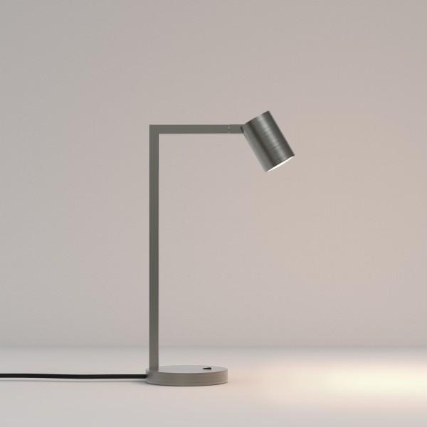 Astro Ascoli Matt Nickel Desk Lamp