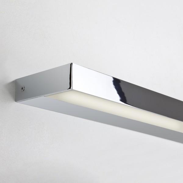 Astro Axios 600 Polished Chrome Bathroom LED Wall Light