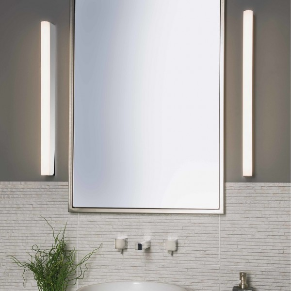 Astro Artemis 600 II Polished Chrome Bathroom LED Wall Light