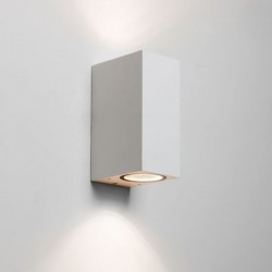Astro Chios 150 White Outdoor Wall Light