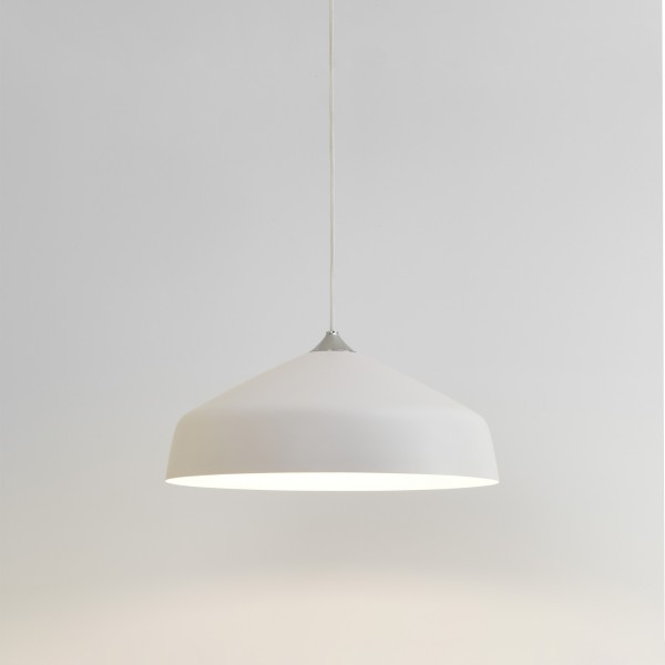 Astro Ginestra 400 Matt White Pendant Light