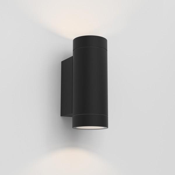 Astro 1372014 Dartmouth Twin Textured Black Outdoor Wall Light