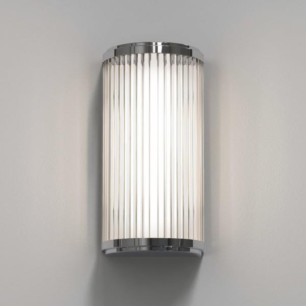 Astro Versailles 250 Polished Chrome Bathroom LED Wall Light