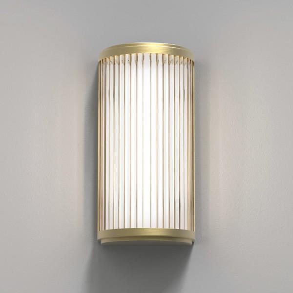 Astro Versailles 250 Matt Gold Bathroom LED Wall Light
