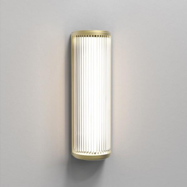 Astro Versailles 400 Matt Gold Bathroom LED Wall Light