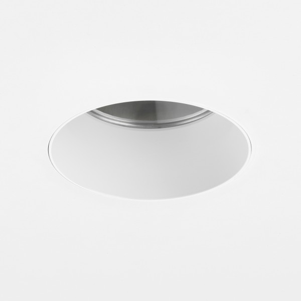 Astro Void Round 100 2700K Matt White Bathroom LED Downlight