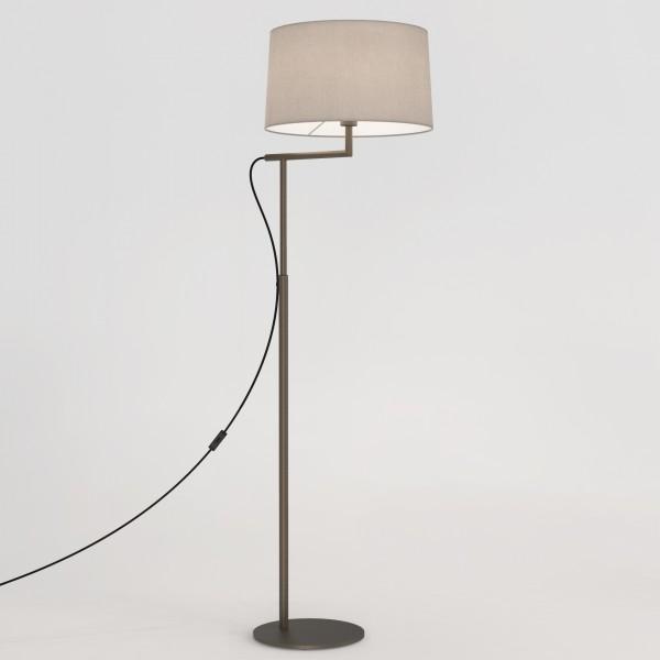 Astro Telegraph Bronze Floor Lamp
