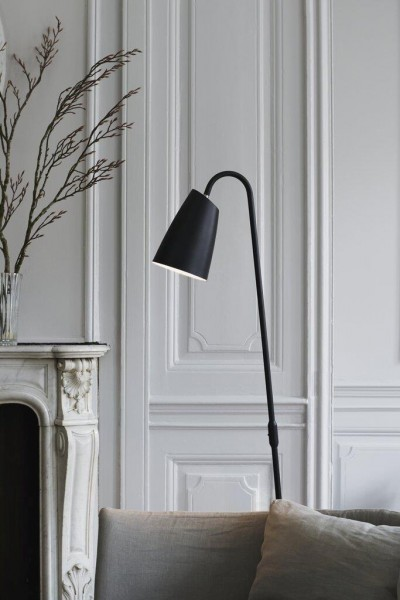 Nordlux 48234003 Sway Floor Lamp in black