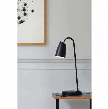 Nordlux 48225003 Sway Table Lamp in black