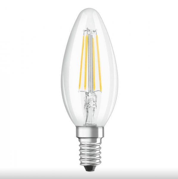 Osram Parathom 4058075 Dimmable SES LED 4.5W WW E14