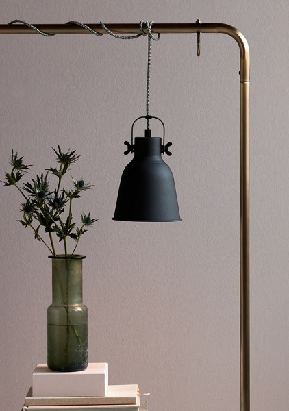 Nordlux 48783003 Adrian Black Pendant Light
