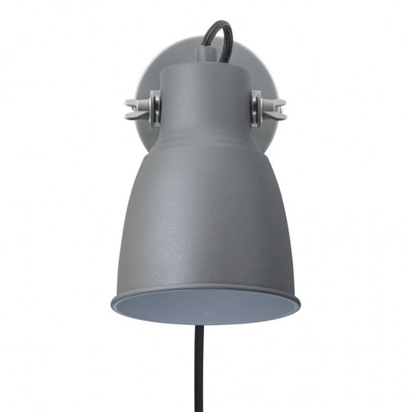 Nordlux 48801011 Adrian Grey Wall Light