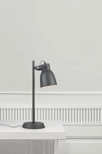 Nordlux 48815003 Adrian Black Table Lamp
