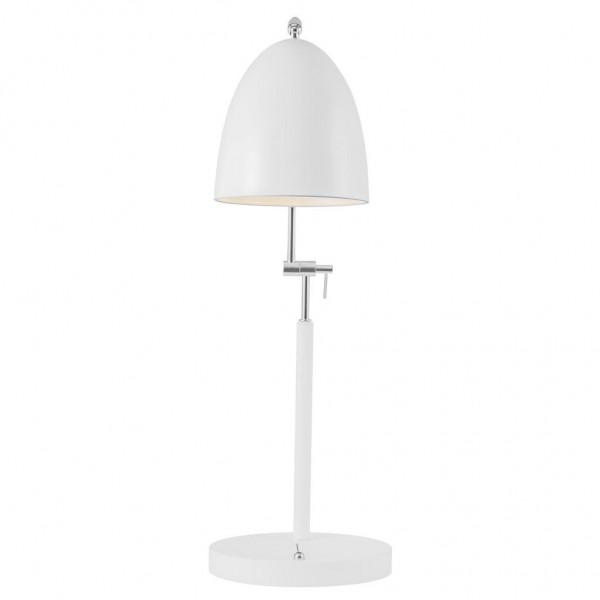 Nordlux 48635001 Alexander White Table Lamp