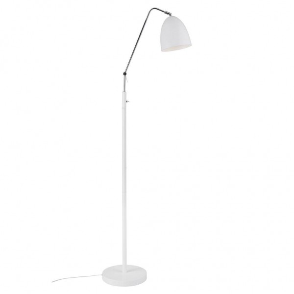 Nordlux 48654001 Alexander White Floor Lamp