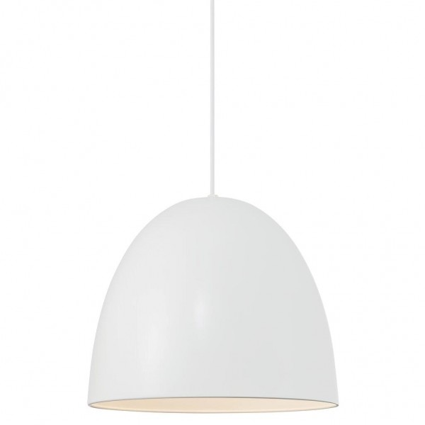 Nordlux 48673001 Alexander White Pendant Light